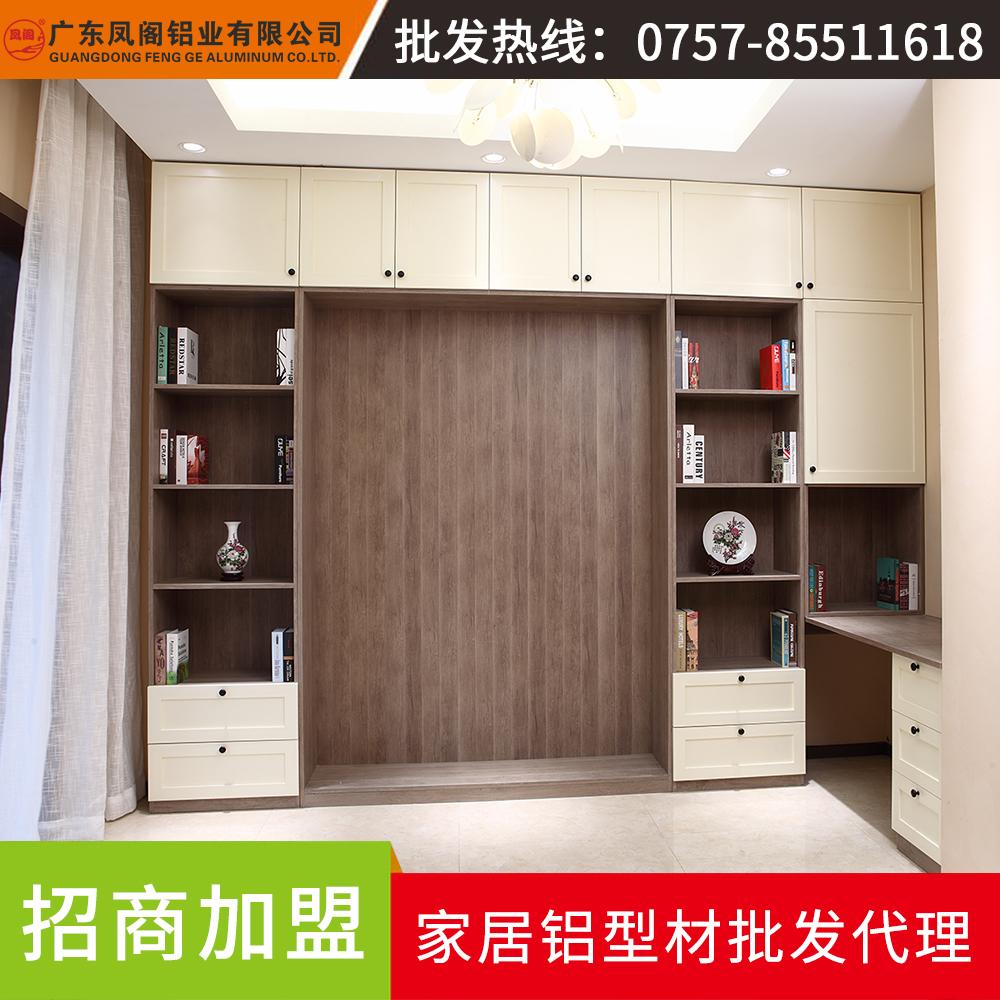 欧式风格——全铝衣柜